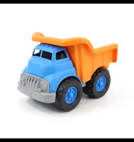 Green Toys green toys dump truck blue