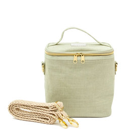 SoYoung soyoung petite poche - linen sage green