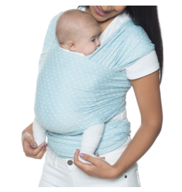 Ergo Baby ergo baby aura baby wrap - baby blue