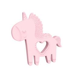 Manhattan Toy manhattan toy adorables petals unicorn silicone teether