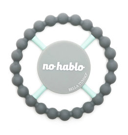 Bella Tunno bella tunno silicone happy teether - no hablo