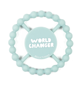 Bella Tunno bella tunno silicone happy teether - world changer