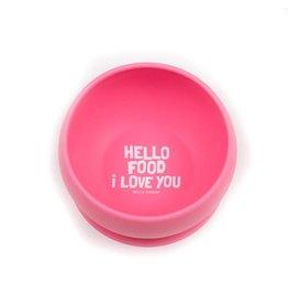 Bella Tunno bella tunno silicone wonder bowl - hello food i love you