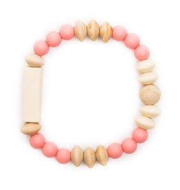 Bella Tunno bella tunno silicone teether bracelet for mom - carson tribal