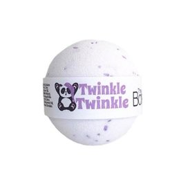 The Bath Bomb Co. the bath bomb company twinkle twinkle mini bath bomb 95g