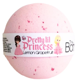 The Bath Bomb Co. the bath bomb company pretty lil princess bath bomb 200g