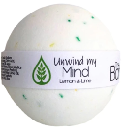 The Bath Bomb Co. the bath bomb company unwind my mind bath bomb 200g