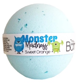 The Bath Bomb Co. the bath bomb company monster madness bath bomb 200g
