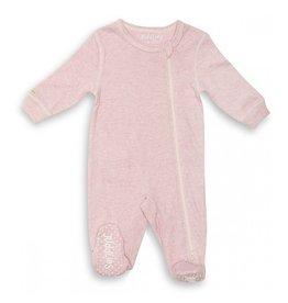 Juddlies juddlies breathe-eze sleeper pink fleck