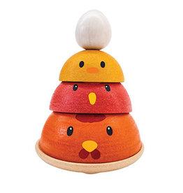Plan Toys plan toys chicken nesting