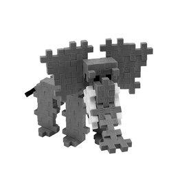 Plus Plus plus plus mini maker tube - elephant