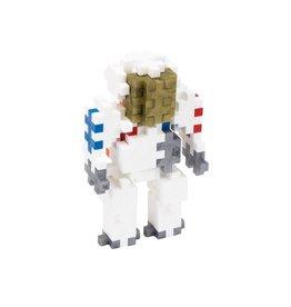Plus Plus plus plus mini maker space tube - astronaut