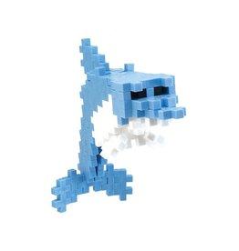 Plus Plus plus plus mini maker tube - dolphin