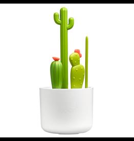 Boon boon cacti bottle brush set - white/green