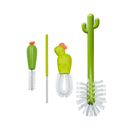 Boon boon cacti replacement brushes - green