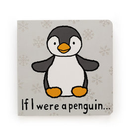 Jellycat jellycat if i were a penguin board book 2020
