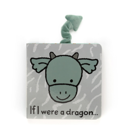 Jellycat jellycat if i were a dragon board book