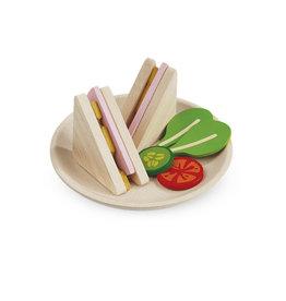 Plan Toys plan toys sandwich meal