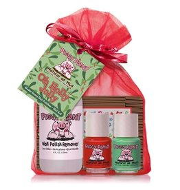 Piggy Paint piggy paint holly jolly gift set