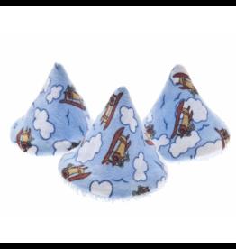 beba bean airplane peepee teepee 5pk with laundry bag