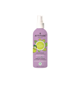 Attitude attitude little leaves hair detangler - vanilla + pear