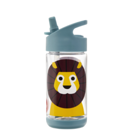 3 Sprouts 3 sprouts water bottle - lion