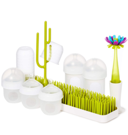 Boon boon nursh bottle & grass gift set bundle
