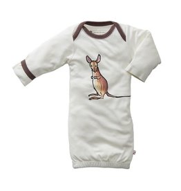 Babysoy babysoy jane goodall animal sleep gown - mala