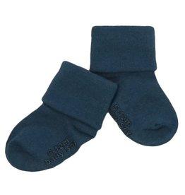 Babysoy babysoy modern socks - indigo