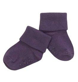 Babysoy babysoy modern socks - wineberry