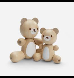 Plan Toys plan toys bear and little bear