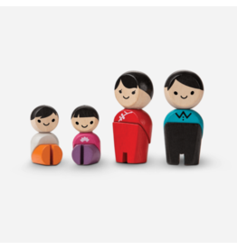 Plan Toys plan toys plan city family - asian