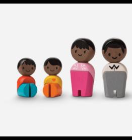 Plan Toys plan toys plan city family - afro-american