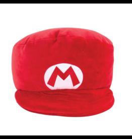 TOMY - Nintendo tomy nintendo mario hat mega mocchi mocchi plush 14 inch