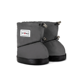 stonz all-weather booties - grey