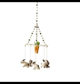 Pehr Designs pehr designs classic mobile - tiny bunny