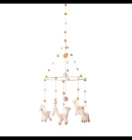 Pehr Designs pehr designs classic mobile - lovely llama