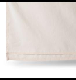 Pehr Designs pehr designs cotton / linen crib skirt - blush