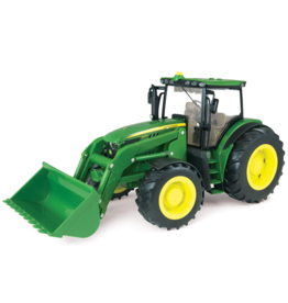 ERTL ERTL big farm 1:16 john deer 6210R tractor with loader