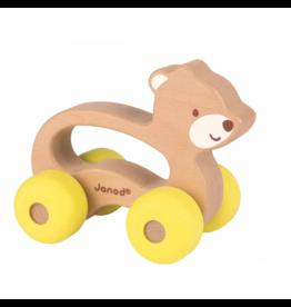 Juratoys Group (Janod) janod babypop push along bear