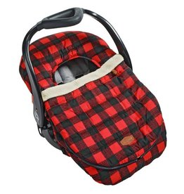 JJ  Cole Collections jj cole car seat cover buffalo check