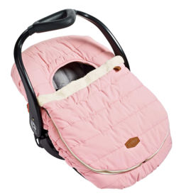 JJ  Cole Collections jj cole car seat cover blush pink