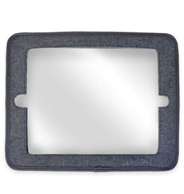 JJ  Cole Collections jj cole 2 in 1 mirror - gray heather