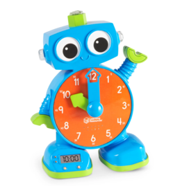 Learning Resources learning resources tock the learning clock - blue