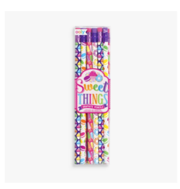 Ooly ooly graphite pencils - sweet things set of 12