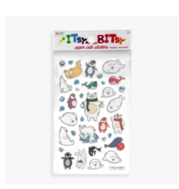 Ooly ooly itsy bitsy stickers - arctic antics