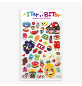 Ooly ooly itsy bitsy stickers - googly eyed