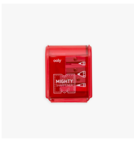 Ooly ooly mighty sharpeners - red