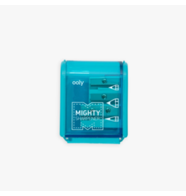 Ooly ooly mighty sharpeners - light blue