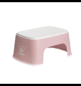 Baby Bjorn baby bjorn step stool - powder pink/white